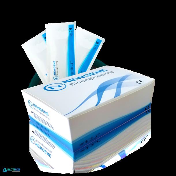 NewGene COVID-19 Antigen Kviktest Ydre næsebor  CE-mærket